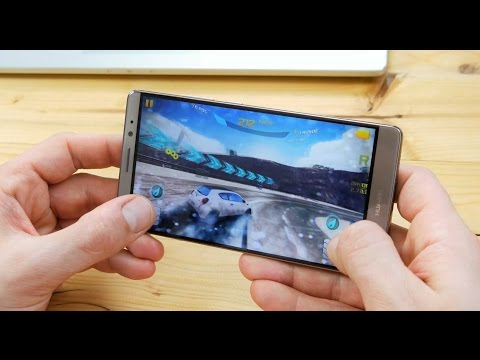 HUAWEI Mate 8 Spiele & Multimedia Test (deutsch)
