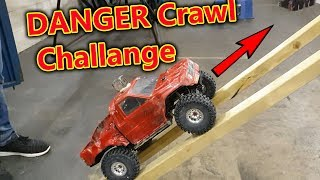 Expensive vs Cheap RC Crawler Challenge