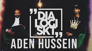 """Aden Hussein, Avsnitt 35, """"Folk förväntar sig tyvärr att jag ska vara mer destruktiv"""""""