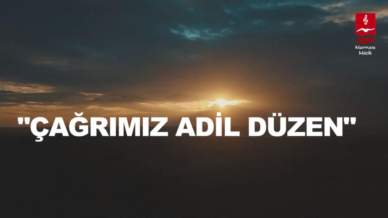 """ESKİMEYEN EZGİLER - EŞREF ZİYA """"ÇAĞRIMIZ ADİL DÜZEN"""""""
