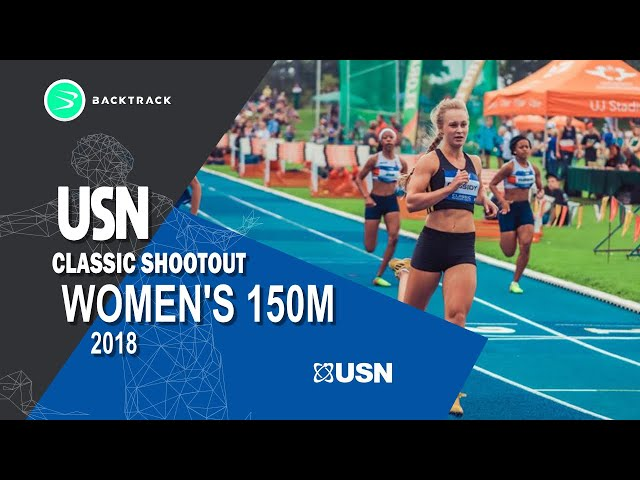 Williamson SMASHES Classic Shootout 150m record