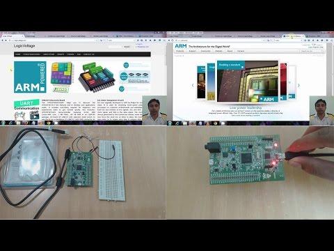 STM32F4 Discovery board: Tutorial 19 ENC28J60 Ethernet Module Part2