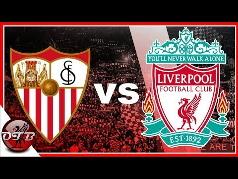 Sevilla vs liverpool Live Match Reaction | Get Involved In The Chat | #SEVLIV