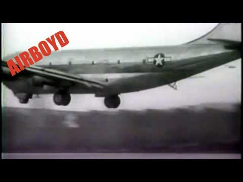 Boeing C-97 Stratofreighter (1945)