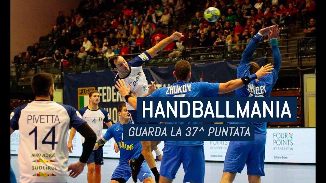 HandballMania - 37^ puntata [7 giugno]