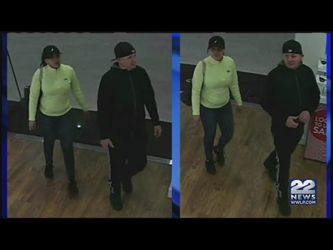 Holyoke Police Identify Sunglass Hut Theft Suspects