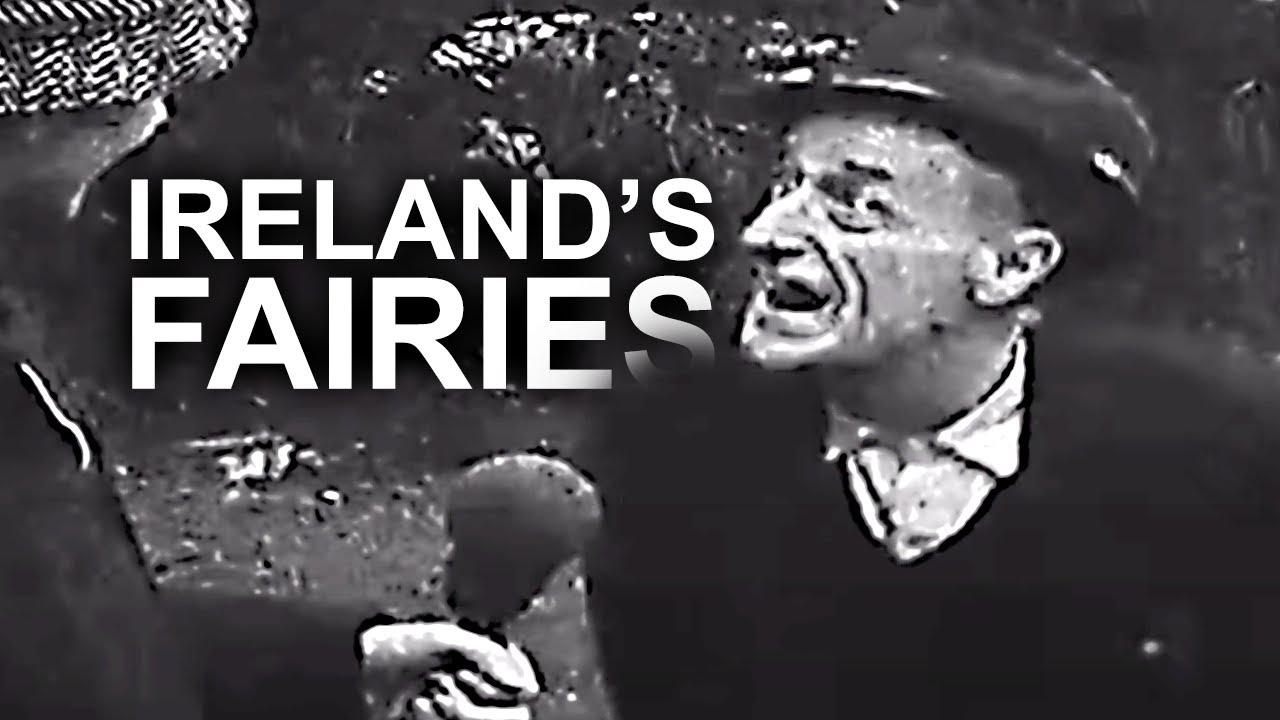 Irish People TERRIFIED of Fairies | Televised Éireann