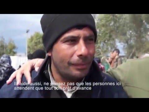 Humanitarian Trip to Lesbos