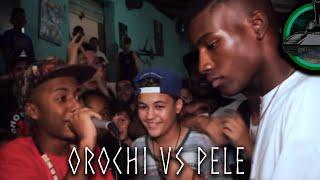 Orochi vs Pelé - SEMI FINAL - 176º Roda de São Gonçalo - Batalha do Tanque - 2015