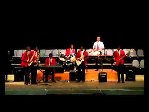 Eisteddfod jazz Ensemble 2016 (Harare)