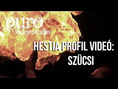 Hestia Tűztánc Szücsi profil videója