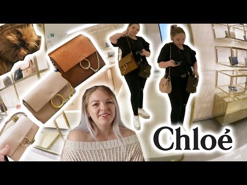 376b1052cb4a Come With Me To Luxury CHLOE Boutique! P2 Try On & Compare All 3 sizes  Chloe Faye & Chloe Drew