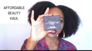 Affordable Fall Beauty Haul | TJ-Maxx |  Walmart | Sally