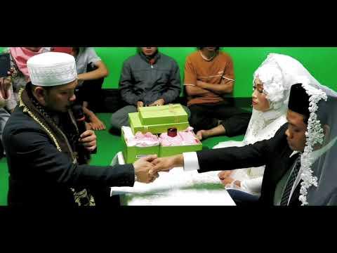 ijab qobul Didik & Suharti ningsih