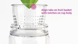 Video: Munchkin Fruit Infuser Sippy Cup, 414ml