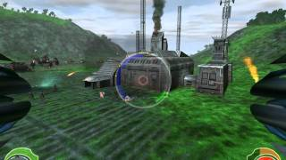 Battle Engine Aquila Walkthrough - Mission 5.00