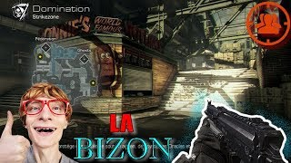 "COD:GHOST ""Bizon"" - KEM!! - Sur Strikezone 24/7 La Bizon !!!!!! #11"