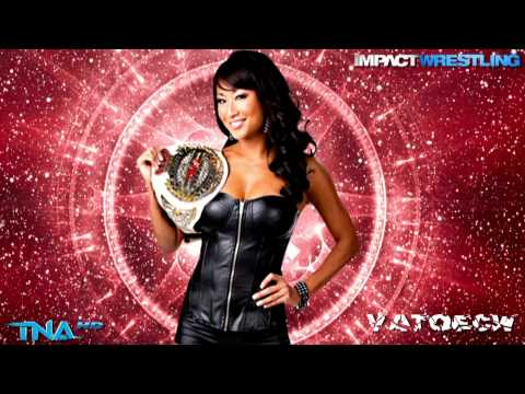 Gail Kim TNA 7th Theme Song 2012 2013 Puppets On A String