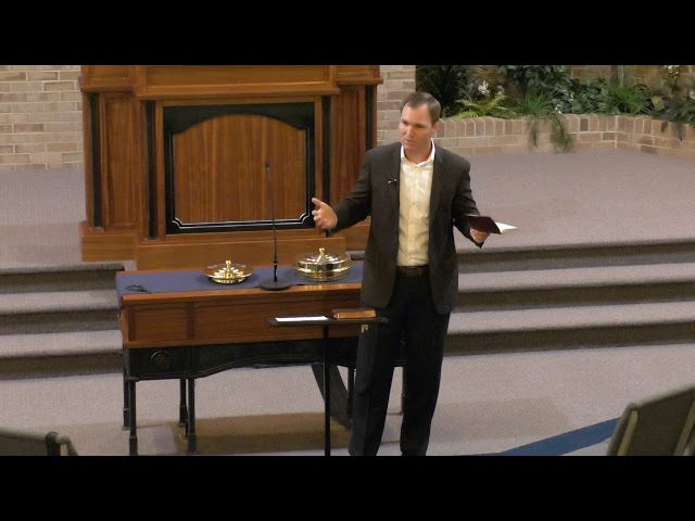 The Prodigal - Where's  Your Home? -  11-17-19 pm - church of Christ sermon