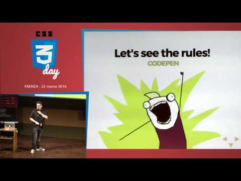 00003 About Flexbox   You Can't Float Anymore     Davide Di Pumpo   CSSDay 2016