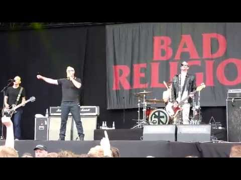 BAD RELIGION ...Conquer the World / 21th Century Digital Boy - Live in Copenhagen 12 June 2014