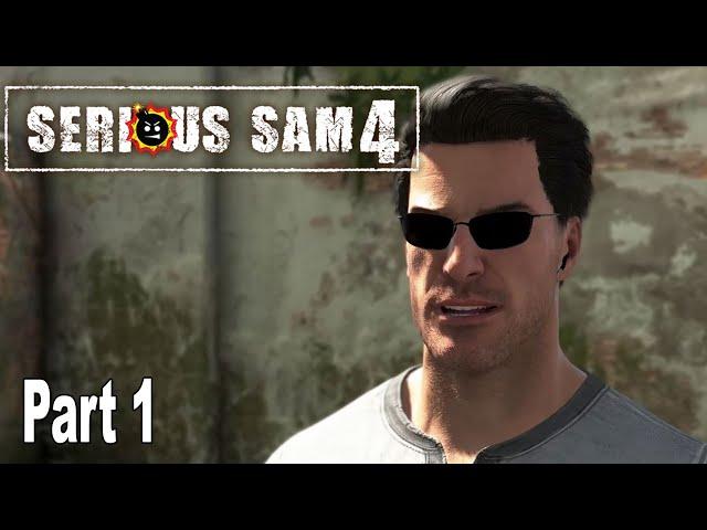 Serious Sam 4 (видео)