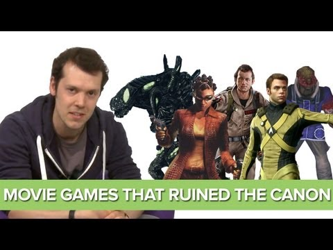 5 Movie Games That Ruin the Canon: Star Trek, Aliens, The Matrix, The Thing