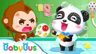 Bathroom Time Fun | Animation & Kids Songs collections For Babies | BabyBus