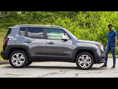 2019 Jeep Renegade Facelift Spied Again What S New In Jeep S