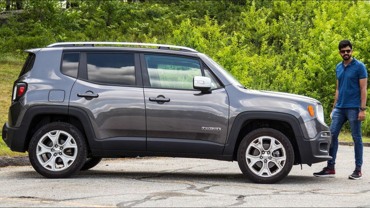 Jeep Renegade Review India Launch In 2019 Faisal Khan Youtube
