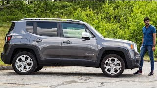 Jeep Renegade Review - India Launch In 2019 | Faisal Khan