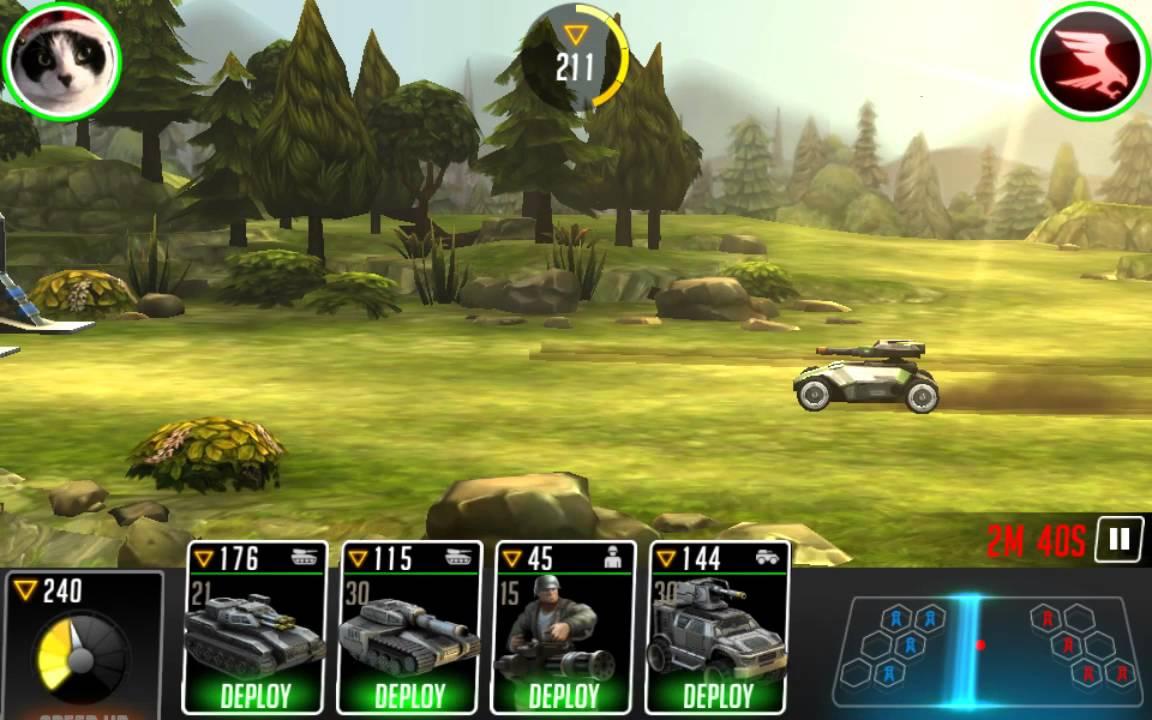 league of war mercenaries game play youtube