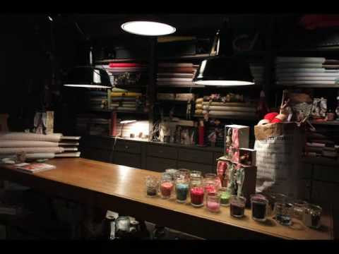 Diaporama Concept store Merci - 111bd Beaumarchais Paris - YouTube