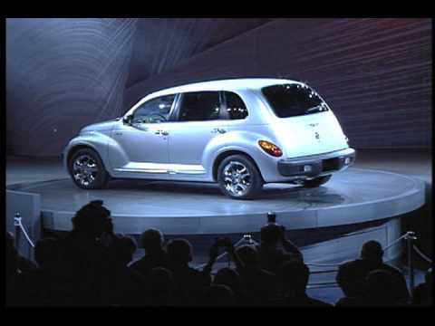 1999 chrysler pt cruiser concept car youtube. Black Bedroom Furniture Sets. Home Design Ideas