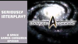 STAR TREK Starfleet Command Gold Edition 2015 - A Space Games Consumer Opinion