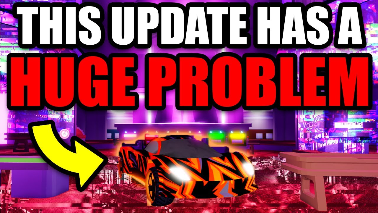 New Mad City Update Has A Huge Problem Explained Roblox Mad