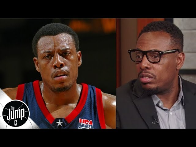 Paul Pierce describes how it felt to lose in the 2002 FIBA World Championship | The Jump