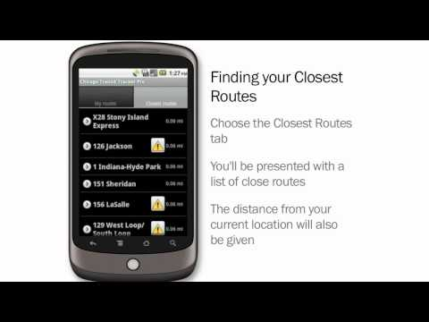 Chicago Transit Tracker Lite - Apps on Google Play