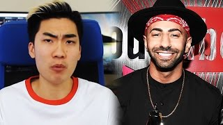 YouTuber Gets BOOED OFF STAGE on VIDEO! RiceGum, FouseyTUBE, SSSniperWolf, Leafy APOLOGIZED?