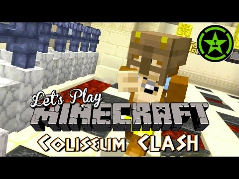 Let's Play Minecraft: Ep. 172 - Colosseum Clash