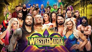 WWE Backstage [#298] - WrestleMania 34!✔.