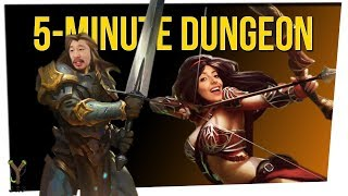 A 5-Minute Dungeon?   Winning In Just 5 MINUTES??
