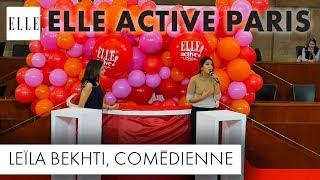 ELLE Active Paris – Leila Bekhti
