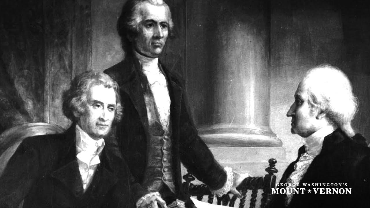 Washington's Cabinet - YouTube