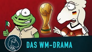 WM-Drama 2018 – Frösche, Schafe, Emotionen
