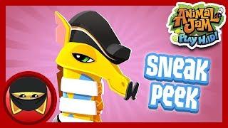 Play Wild Giraffe Sneak Peek!  |  Animal Jam Play Wild