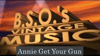 Annie Get Your Gun (1950) - (Song: The Girl That I Marry - Howard Keel)