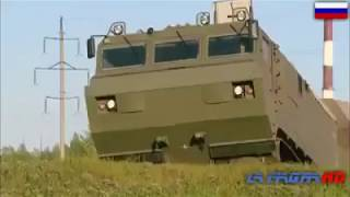 Russian DT 10P Vityaz ATV   Amphibious Articulated