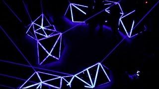 Brillen en la foscor - Festival Llum Barcelona 2017