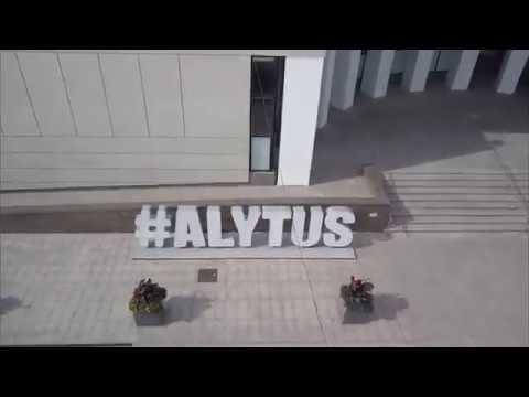 Alytus - Miestas parke